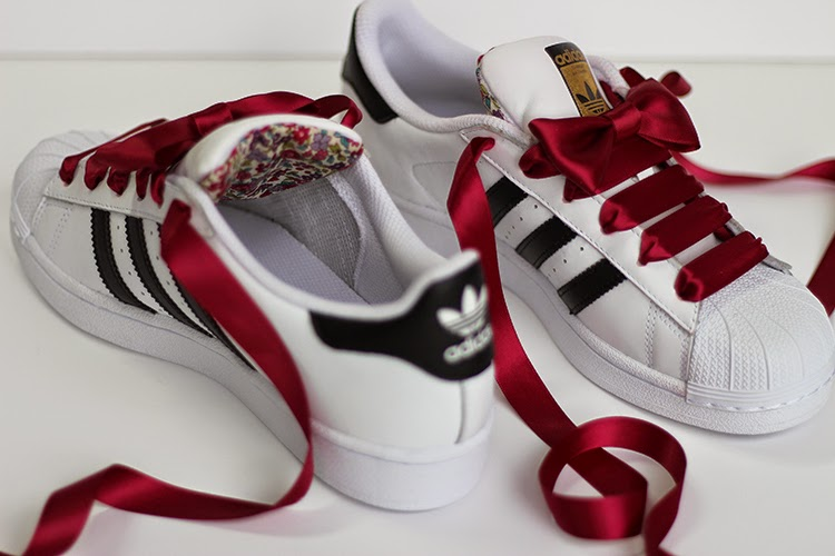 Adidas Superstar Rouge Porté