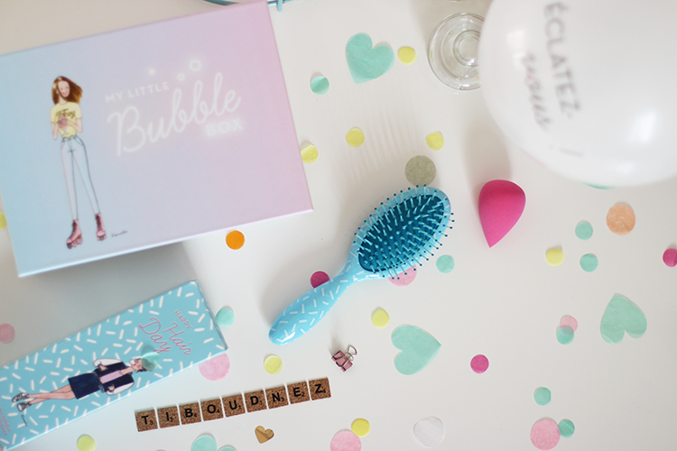my little bubble box x tiboudnez atelier DIY bhv