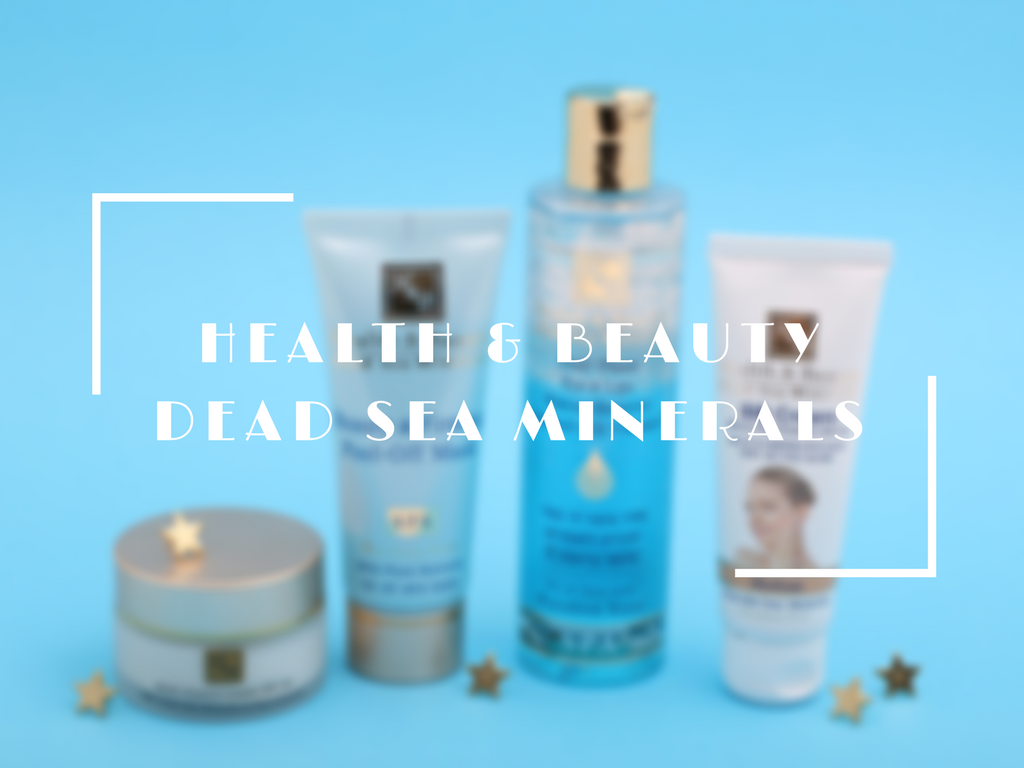 health and beauty dead sea - brand - tiboudnez - cosmetiques - showroomprive