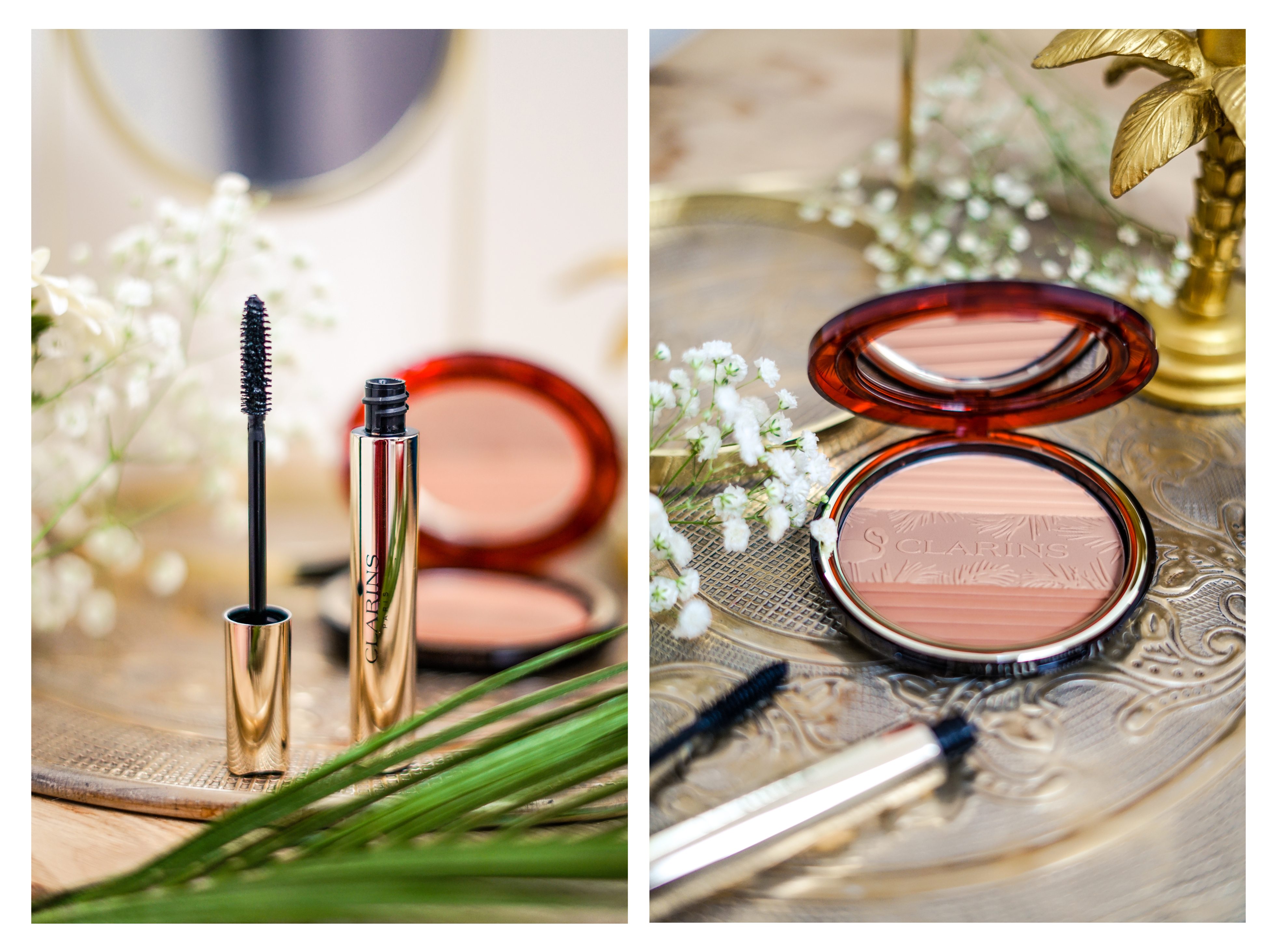 maquillage clarins été printemps make up tiboudnez