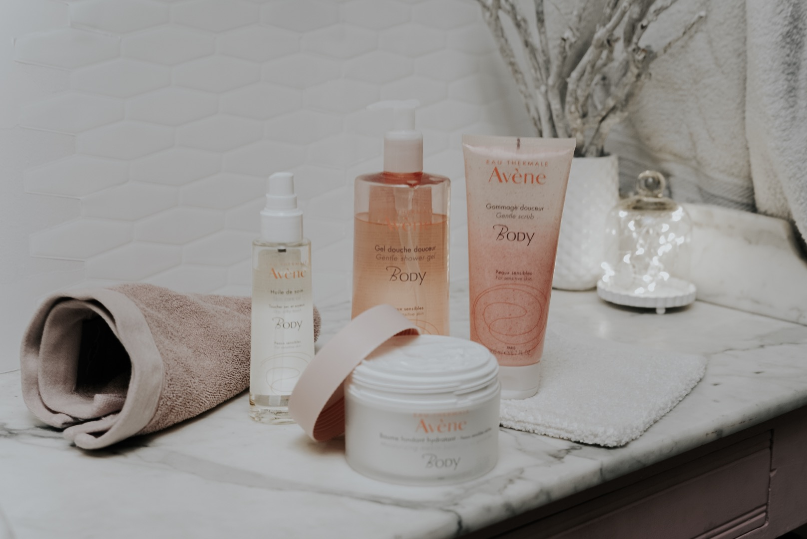 avene body eau thermale